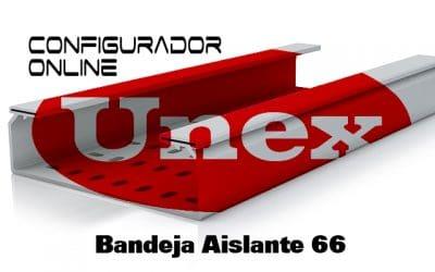 Configurador Bandeja 66 UNEX