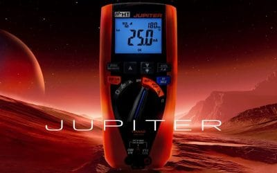 Multimetro multifunción Jupiter de HT Instruments